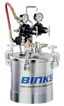 Binks 83C-220 2.8 Gallon Pressure Pot