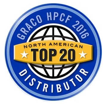 Graco HPCF Distributor