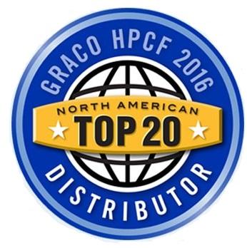 Graco HPCF Distributor